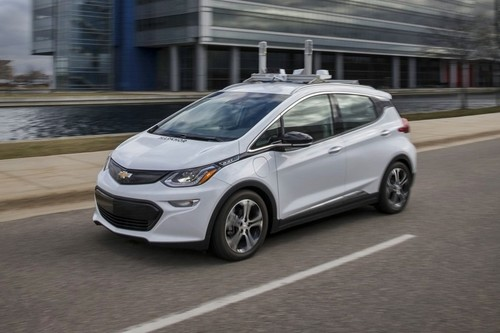 Este accidente entre un Chevy Bolt autónomo y una moto representa el mayor reto para la inteligencia artificial