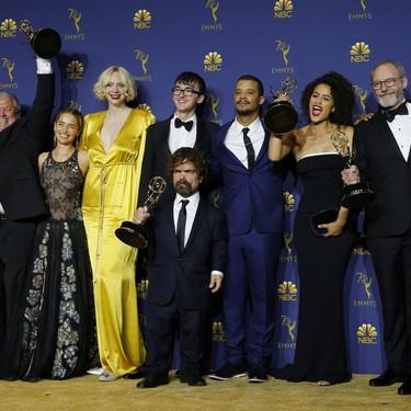 Emmy 2018: 'Juego de Tronos' y 'Sra. Maisel' triunfan, 'El cuento de la criada' es la gran perdedora en una gala muy repartida