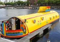 Dormir en el submarino amarillo en Liverpool