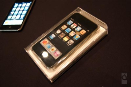 Caja iPod Touch 2G