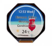 Japan Display tiene una pantalla circular de bajo consumo, ¿para el próximo Sony SmartWatch?