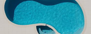 'The Beauty Of Swimming Pools', una perspectiva diferente (y muy artística) de las queridas piscinas de verano, por Brad Walls