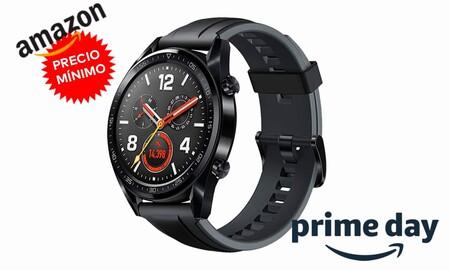 Chollazo a precio de China con envío desde España. Amazon nos deja el Huawei Watch GT Sport por sólo 79 euros: su precio más bajo hasta la fecha