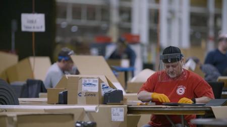 Ford fabricará protectores faciales en México