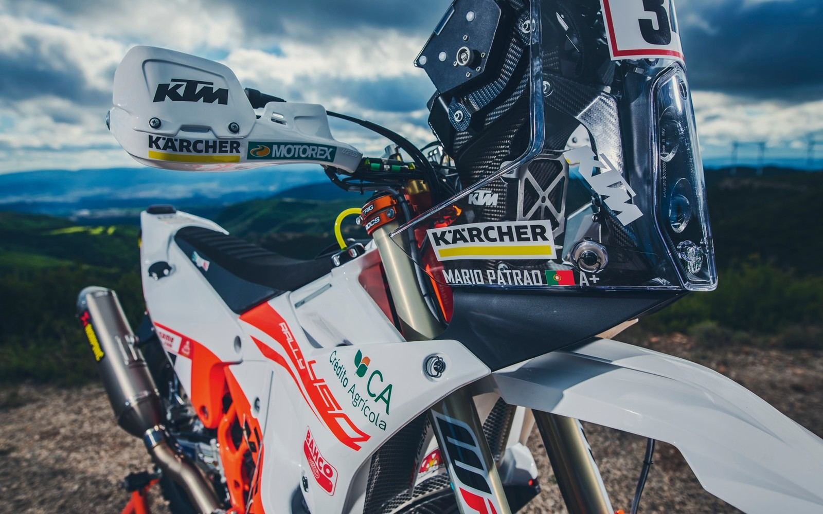 KTM 450 Rally Dakar 2019