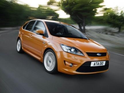 El nuevo Ford Focus ST en alta resolución