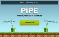 Pipe: transfiere hasta 1GB con tus amigos en Facebook