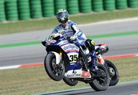 Superbikes República Checa 2010: Cal Crutchlow se lleva la Superpole y Joan Lascorz resurge en Supersport
