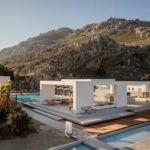 Casa Cook en Rodas, estilo de vida bohemio en el paraíso