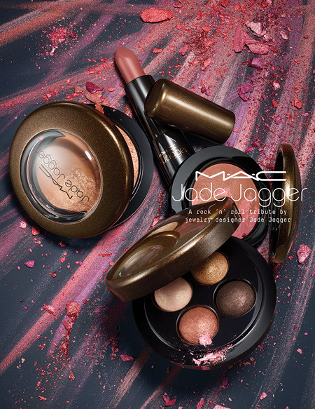 Holiday 2017 Mac Jade Jagger