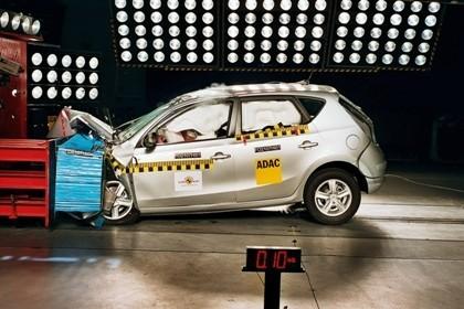 El Hyundai i30 no logra la quinta estrella EuroNCAP