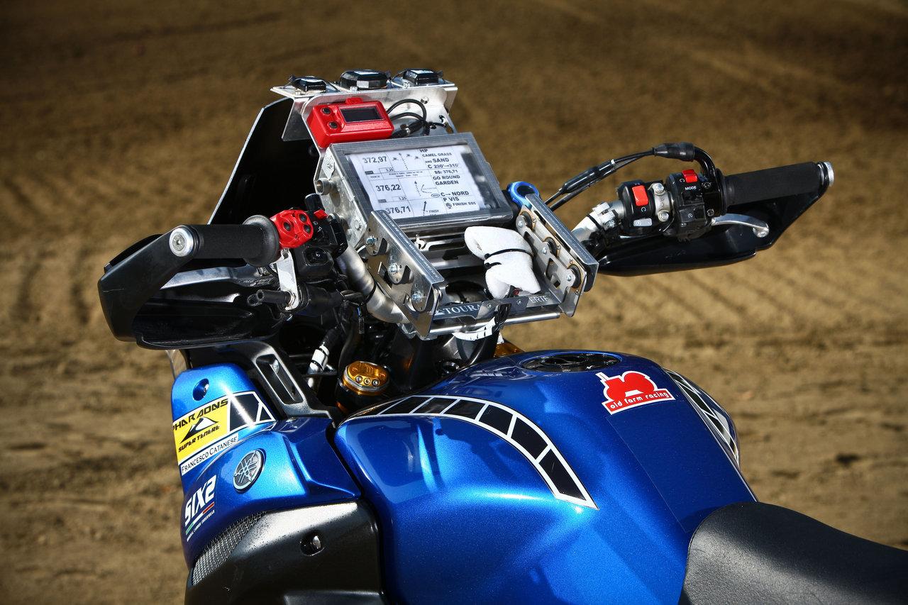 Foto de Yamaha XTZ1200R Súper Ténéré preparación para el Rally de los Faraones 2011 (7/15)