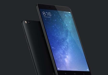 Oferta Flash: Xiaomi Mi Max 2, en versión global, por 178 euros con envío gratis y 2 años de garantía