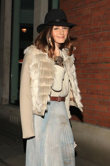 Los looks de Olivia Palermo en la London Fashion Week