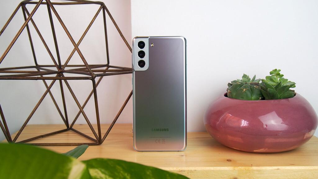 Samsung Galaxy S21+, análisis: ser el hermano mediano a veces significa pasar desapercibido