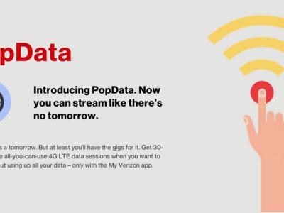 ¿Pagarías tres euros por una hora de datos ilimitados en tu móvil?