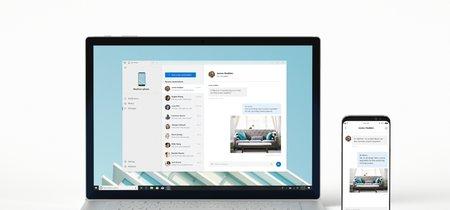 Así es 'Your Phone' la nueva app de Microsoft para pasar fotos de tu móvil a Windows 10