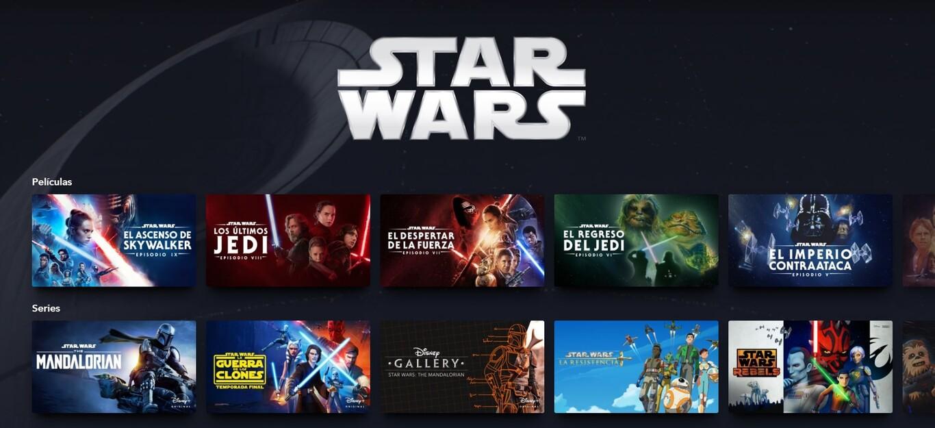 Star Wars En Disney Este Es El Orden Para Ver The Mandalorian Y Las Demás Series Y Películas