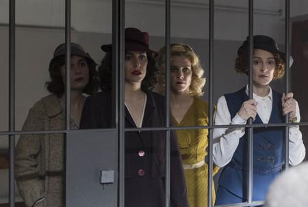 'Las chicas del cable' vuelven a Netflix en agosto: primeras imágenes de la temporada 4, ambientada en la II República española