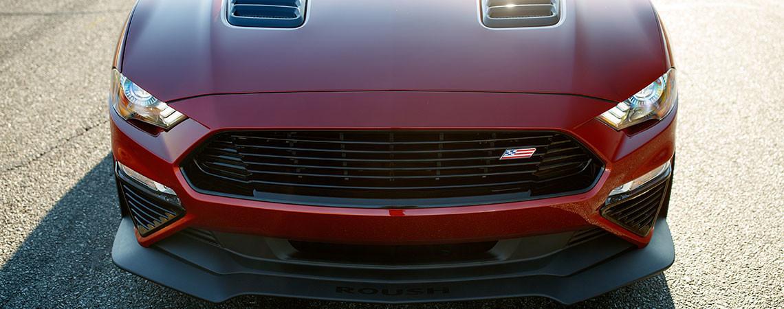 Foto de Mustang Jack Roush Edition (6/6)