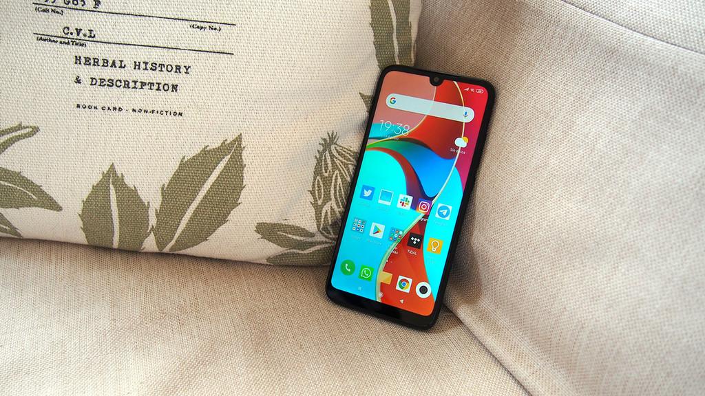 Xiaomi Redmi 7 aktualisiert, um Android 10 neben dem Sicherheits-patch Juni