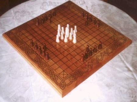 Tafl Board Game