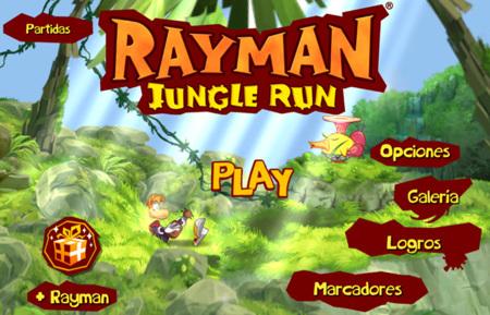 Rayman Jungle Run, no te pierdas uno de los videojuegos más adictivos de iOS