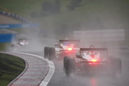 Dos victorias para Roberto Merhi y otra para Dani Juncadella en el Red Bull Ring