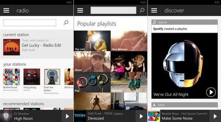 Spotify 3.1 trae reproducción desde la Micro SD y corrección de bugs para usuarios de Windows Phone 8.1