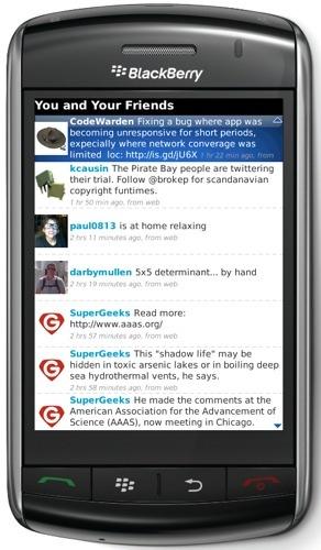 ÜberTwitter Beta 2, esto va mejorando