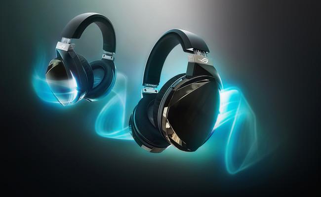Asus apuesta por el mercado gamer en auriculares con el lanzamiento de los Asus ROG Strix Fusion 500