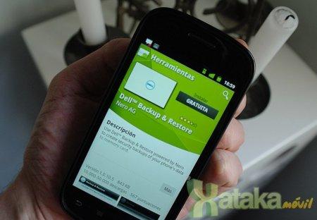 Nero se apunta a crear aplicaciones móviles de la mano de Dell