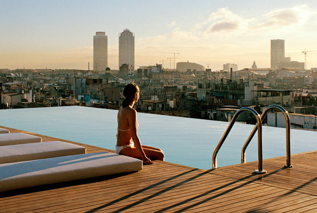 Las Mejores Piscinas De Hotel En Espana Para Refrescarte