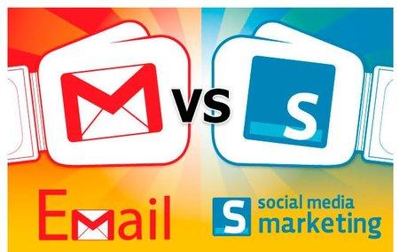 El marketing por email gana la batalla a las redes sociales (Infografía)