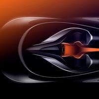 McLaren BP23: la bestia de Woking se asoma en dos nuevos bocetos y costará 1,8 millones de euros