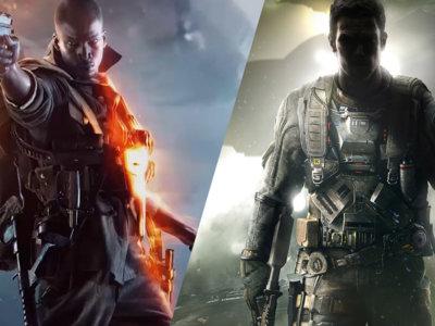 La batalla del hype: Call of Duty: Infinite Warfare vs. Battlefield 1. ¿Quién ha ganado el primer asalto?