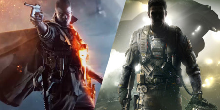La batalla del hype: Call of Duty: Infinite Warfare vs. Battlefield 1. ¿Quién ha ganado el primer asalto?