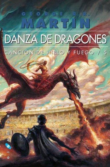 'Danza de dragones', de George R. R. Martin