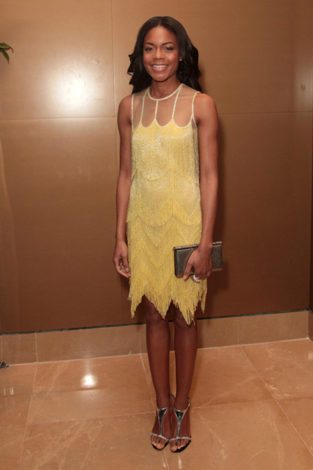 Naomie Harris look London Critics Circle Awards