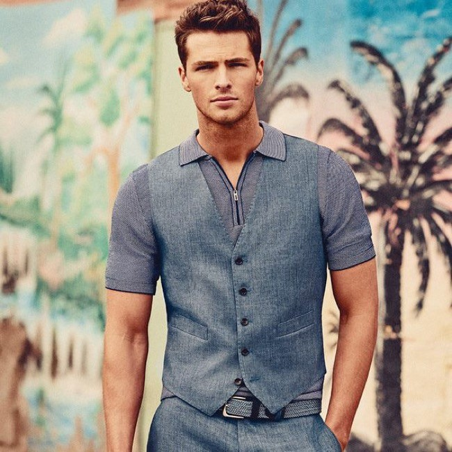 Marks Spencer Homme Ete 2015 Lookbook 2