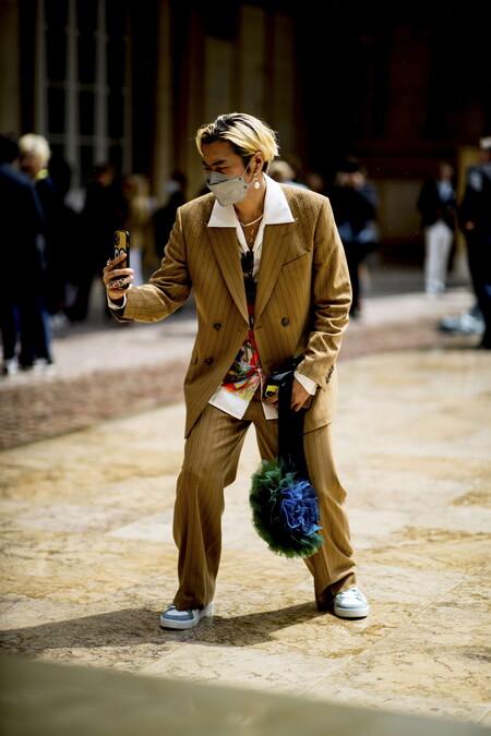 El Mejor Street Style De La Semana Trendencias Hombre Paris Fashion Week 06