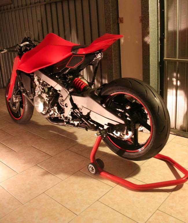 Honda CBR600F Concept