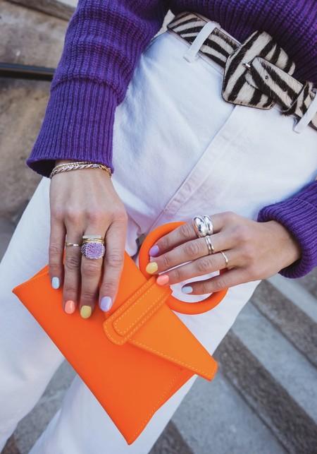 17 divertidas manicuras para vestir tus uñas con estilo y originalidad durante este verano