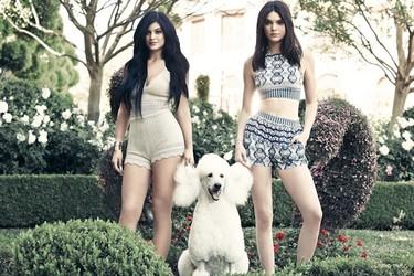 Las hermanas (K)Jenner vuelven con una nueva colección de Pacsun