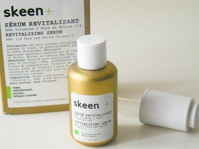 Probamos el serum revitalizante de Skeen+