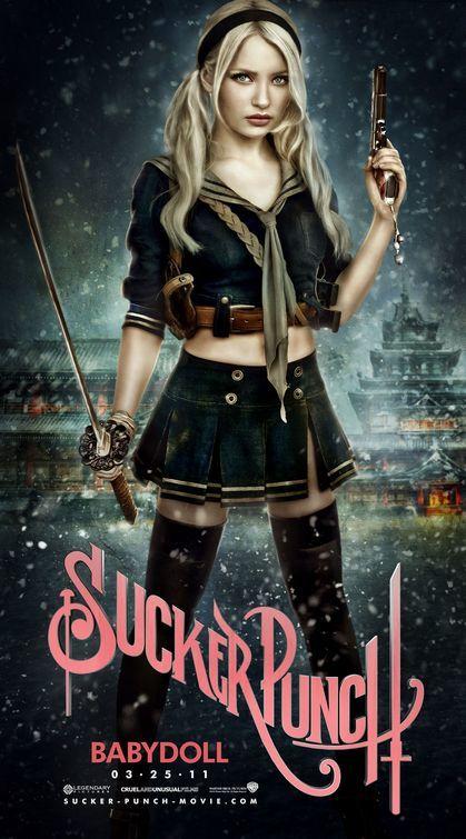 Foto de 'Sucker Punch', carteles de lo nuevo de Zack Snyder (1/6)