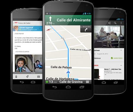 Google pondrá hoy de nuevo a la venta el Nexus 4 en EEUU, ¿para cuándo en Europa?