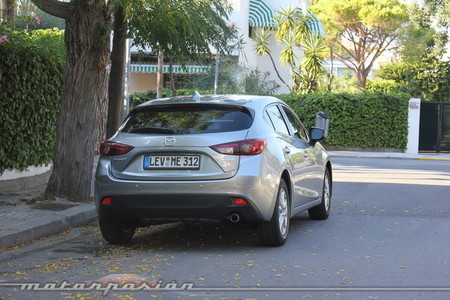 Mazda3, presentación y prueba