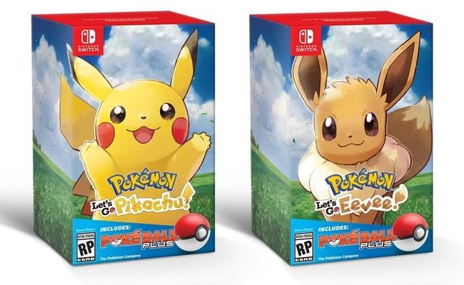 Pokemon Let S Go Pokeball Plus Bundle