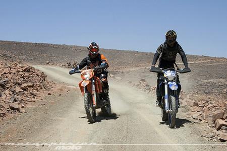 Pista Marruecos